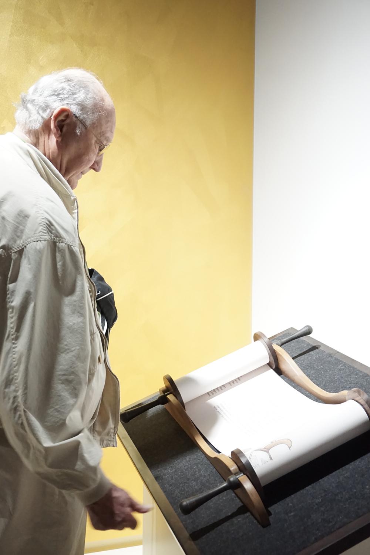 """Impressionen vom """"bibliorama - das bibelmuseum stuttgart"""""""